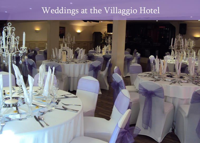 Weddings at The Villaggio Hotel